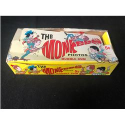 1966 Donruss Gum Co. The Monkees Wax Packs 5 Cent (21 Sealed Packs)