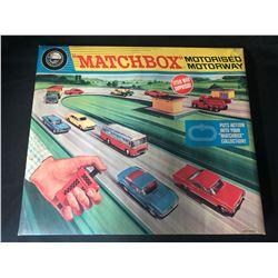 LESNEY PRODUCT - MATCHBOX MOTORISED MOTORWAY SET