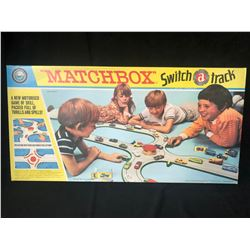 Lesney Product - Matchbox M3 Switch-a-Track Set