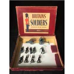 Collectible Britains Soldiers Regiments Of All Nations