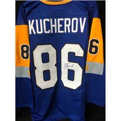 Nikita Kucherov Signed NHL All-Star Jersey (JSA COA)