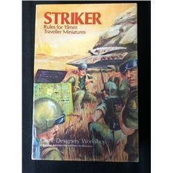 STRIKER RULES FOR 15MM TRAVELLER MINATURES