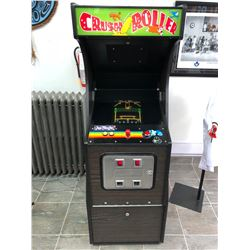 CLASSIC UPRIGHT ARCADE GAME W/ 60 GAMES (PAC-MAN/ GALAGA/ DIG-DUG/ 1942/ CENTIPEDE...)