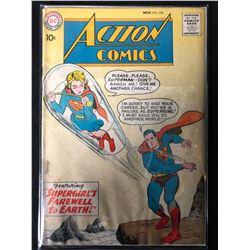 ACTION COMICS #258 (DC COMICS)