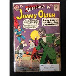 1960 SUPERMAN'S PAL JIMMY OLSEN #44 (DC COMICS)