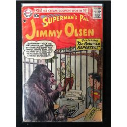 SUPERMAN'S PAL JIMMY OLSEN #24 (DC COMICS)