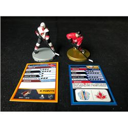 DRAGON IMPORTS NHL FIGURES LOT (WORLD CUP/ SERIES 2 GOLD FIGURES) **RARE**