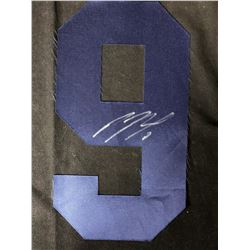 PAVEL BURE SIGNED JERSEY NUMBER (NY RANGERS)