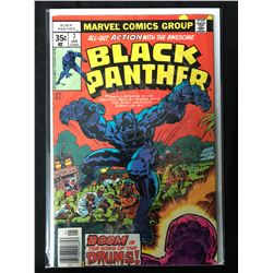 BLACK PANTHER #7 (MARVEL COMICS)