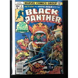 BLACK PANTHER #6 (MARVEL COMICS)