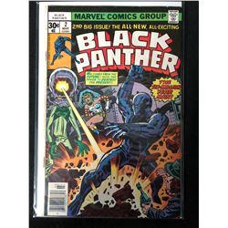 BLACK PANTHER #2 (MARVEL COMICS)