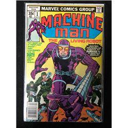 MACHINE MAN #1 (MARVEL COMICS)