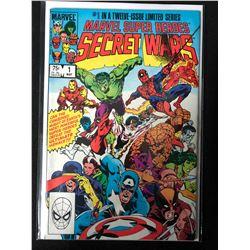 MARVEL SUPER HEROES SECRET WARS #1 (MARVEL COMICS)