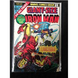 GIANT SIZE IRON MAN #1 (MARVEL COMICS)