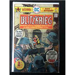 BLITZKRIEG #1 (DC COMICS)
