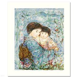 Kyoko and Sanayuki by Hibel (1917-2014)
