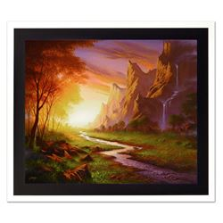 Vision Of Dawn by Rattenbury, Jon