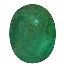3.07 ctw Oval Emerald Parcel