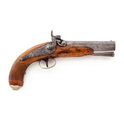 Lg. Bore European Perc. Coat Pistol