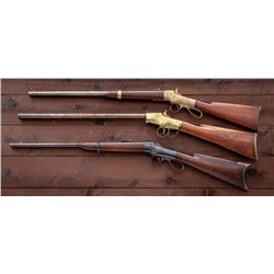 Rare Set of Breech-loading Carbines, by L. Conroy