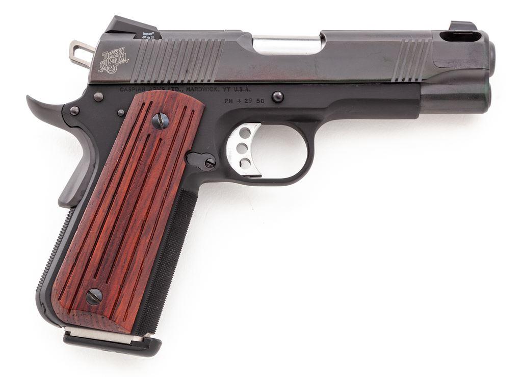 Tussey Custom Stealth-Comp 1911 Semi-Auto Pistol