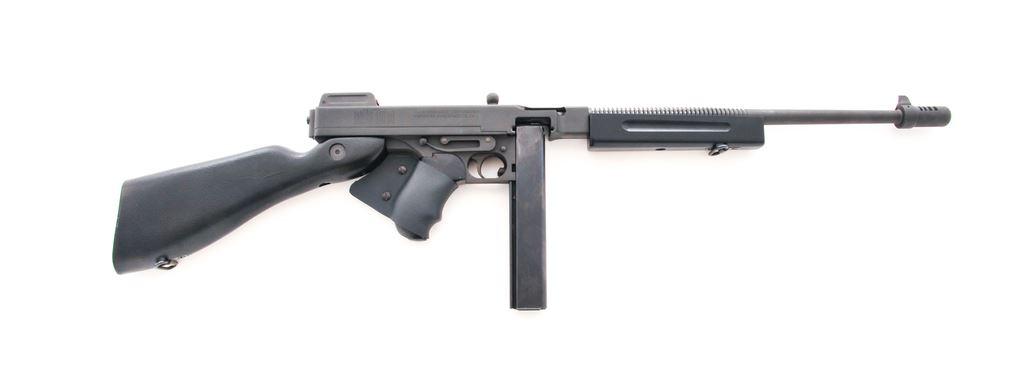 Auto-Ord  Thompson 1927-A1 T1-C Commando Carbine