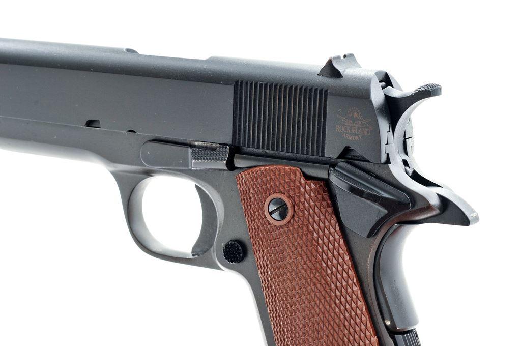 Rock Island Armory 1911-A1 FS Semi-Auto Pistol