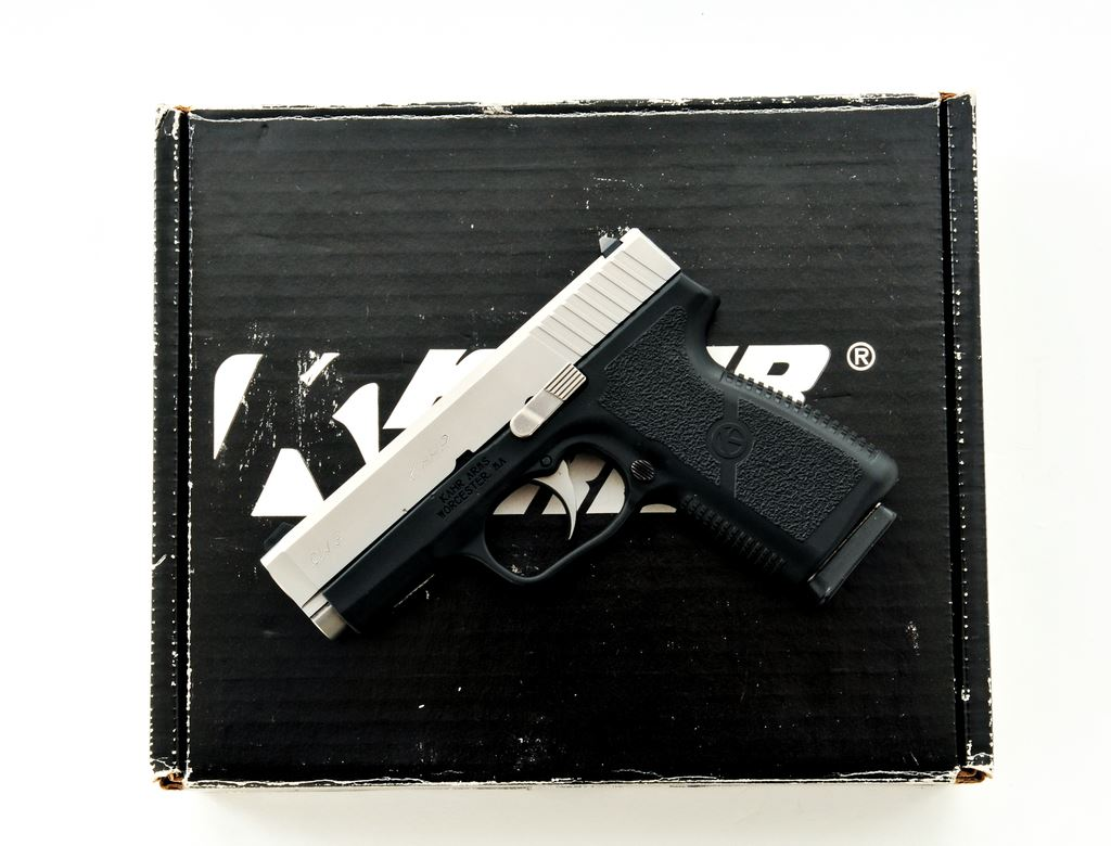 Kahr Arms CW9 Double Action Only Semi-Auto Pistol