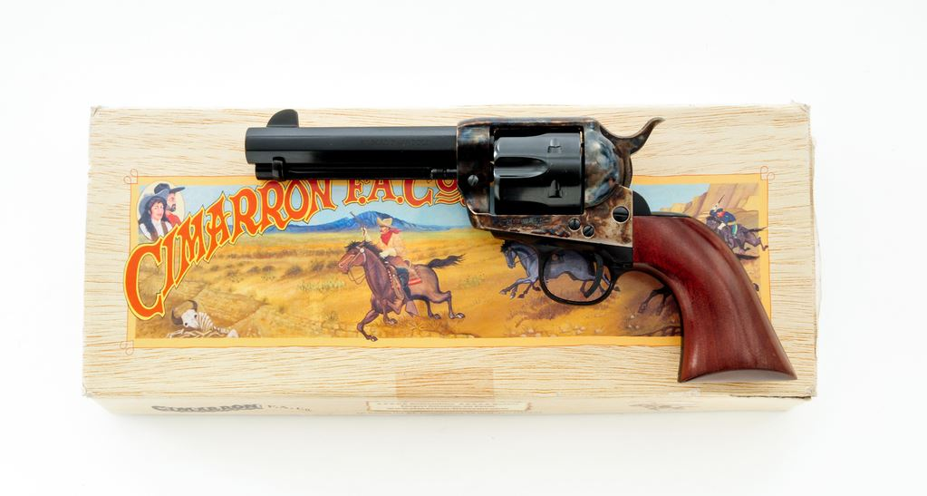 Cimarron Firearms ''El Malo'' Single Action Revolver