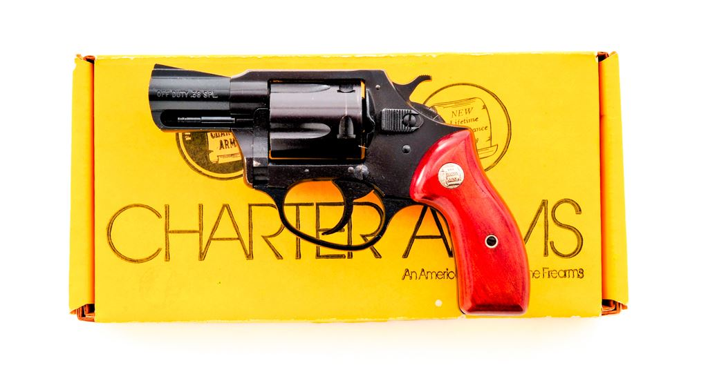 Charter Arms Off-Duty Double Action Revolver