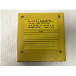 FANUC A02B-0076-K001 PC CASSETTE A