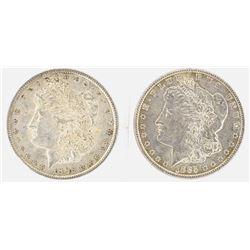 2-CH BU 1885 MORGAN DOLLARS