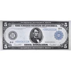 1914 $5 FRN  ST. LOUIS DISTRICT