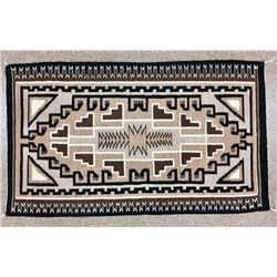 Navajo Hand Made Rug 30'' X 51''