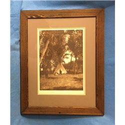 Curtis Framed Print.