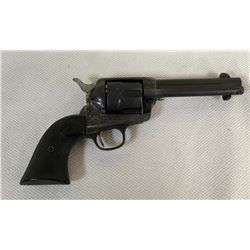 Colt Single Action Army Revolver. Date 1897