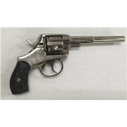 American Double Action Revolver Date 1884