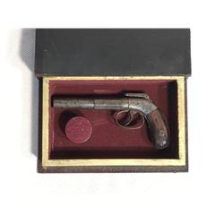 Percussion Pistol Date 1850's