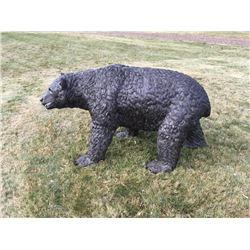 Life Size Bronze Bear