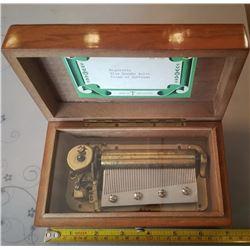 Small Thorens Cylinder Music Box