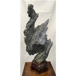 Large Scholar Stone Found Along The Yangtze River