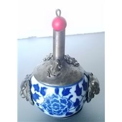 Qing Dynasty Snuff Bottle