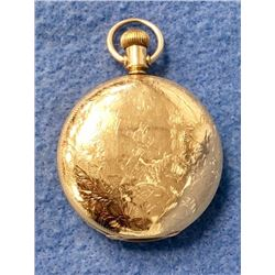 Early American Walham Pocket Watch