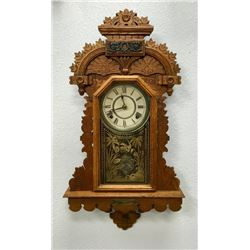 American Antique Gilbert Fancy Wall Clock