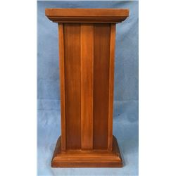 Pedestal 36'' X 17''