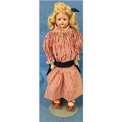 German Heubach Bisque Head Doll