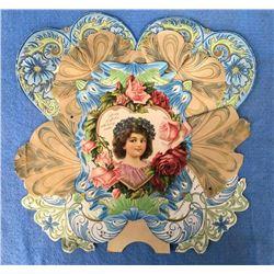 Victorian Fancy Card