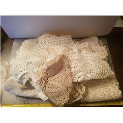 Collection Of Needle Work Crochet