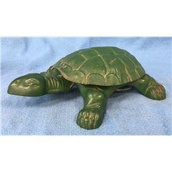 Victorian Mechanical Turtle Spittoon