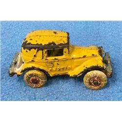 Antique Cast Iron Austin Car